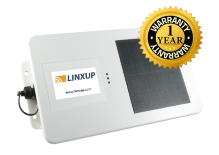 Linxup ATSolar Trailer Tracker Design